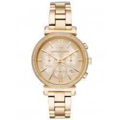 Michael Kors Sofie Chronograph Bracelet Watch MK6559