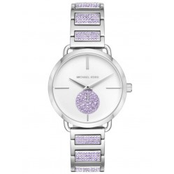 Michael Kors Portia Purple Bracelet Watch MK3842