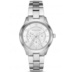 Michael Kors Runway Stainless Steel Chronograph Bracelet Watch MK6587