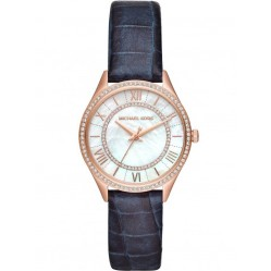 Michael Kors Ladies Portia Mother Of Pearl Watch MK2757