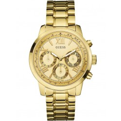 Guess Ladies Sunrise Bracelet Watch W0330L1