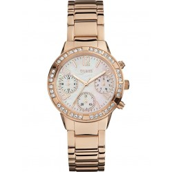 Guess Ladies Mini Glam Hype Bracelet Watch W0546L3