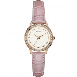 Guess Ladies Chelsea Strap Watch W0648L4