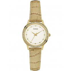 Guess Ladies Chelsea Strap Watch W0648L3