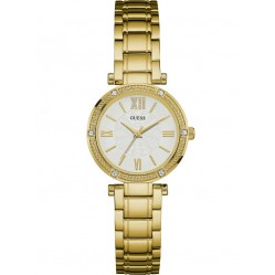 Guess Ladies Park Ave South Bracelet Watch W0767L2