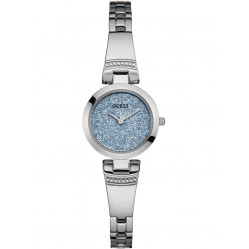 Guess Ladies Lulu Stainless Steel Bracelet Watch W0890L1