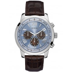 Guess Mens Horizon Chronograph Strap Watch W0380G6