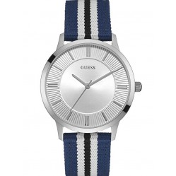 Guess Mens Escrow Strap Watch W0795G3