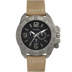 Guess Mens Viper Strap Watch W0659G4