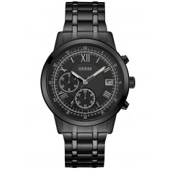 Guess Mens Summit Chronograph Bracelet Watch W1001G3