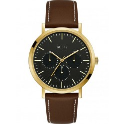 Guess Mens Slate Strap Watch W1044G1
