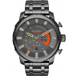 Diesel Mens Stronghold Chronograph Watch DZ4348