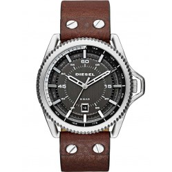 Diesel Mens Rollcage Brown Watch DZ1716