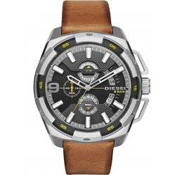 Diesel Mens Heavyweight Chronograph Strap Watch DZ4393