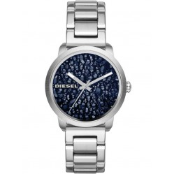 Diesel Ladies Stainless Steel Flare Watch DZ5522