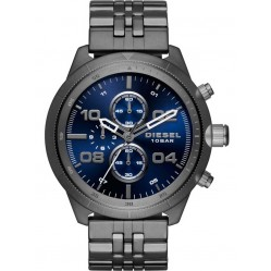 Diesel Mens Padlock Watch DZ4442