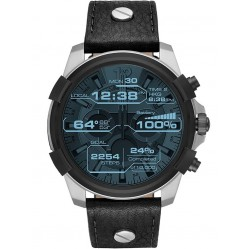 Diesel Mens Black Full Guard Smartwatch DZT2001