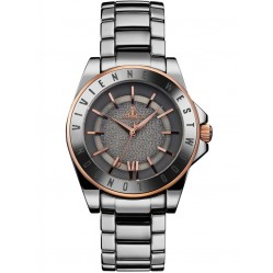 Vivienne Westwood Ladies Sloane Rose Watch VV048GYSL