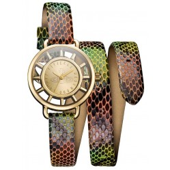 Vivienne Westwood Ladies Tate Wrap Watch VV055GDSN