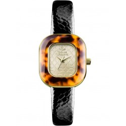 Vivienne Westwood Ladies Tourte Watch VV112GDBK