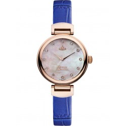 Vivienne Westwood Ladies Hampton Watch VV128RSBL