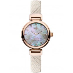 Vivienne Westwood Ladies Hampton Watch VV128RSWH