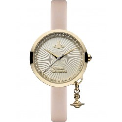 Vivienne Westwood Ladies Bow Watch VV139WHPK