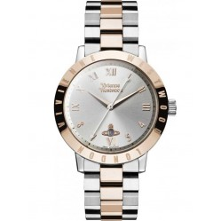 Vivienne Westwood Ladies Bloomsbury Bracelet Watch VV152RSSL