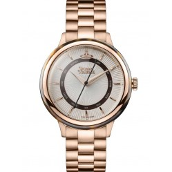 Vivienne Westwood Ladies Portobello Bracelet Watch VV158RSRS