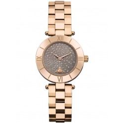 Vivienne Westwood ladies Westbourne Gold Plated Watch VV092CHRS