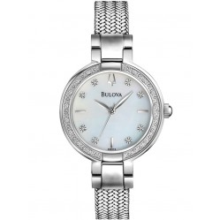 Bulova Ladies Diamond Watch 96R177