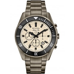 Bulova Mens Marine Star Watch 98B205