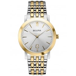 Bulova Mens Classic Watch 98B221