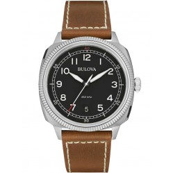 Bulova Mens Military UHF Strap Watch 96B230
