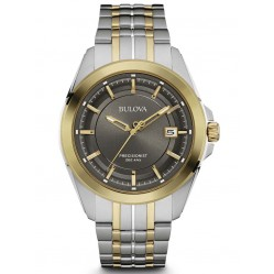 Bulova Mens Precisionist Watch 98B273