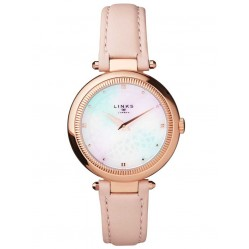 Links of London Ladies Timeless Beige Watch 6010.2217