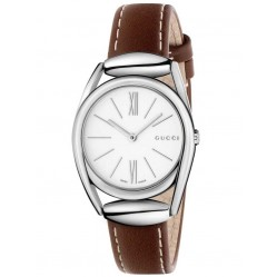 Gucci Ladies Horsebit Watch YA140502