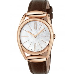 Gucci Ladies Horsebit Watch YA140507