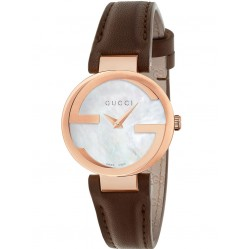 Gucci Ladies Interlocking-G Watch YA133516