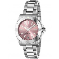 Gucci Ladies Dive Bracelet Watch YA136401