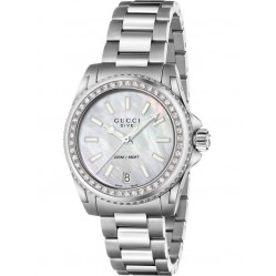 Gucci Ladies Dive Watch YA136406