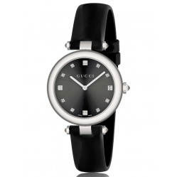 Gucci Ladies Diamantissima Strap Watch YA141403