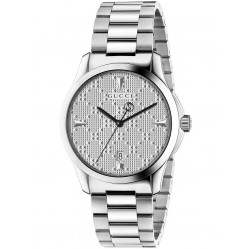 Gucci Ladies Medium Bracelet Watch YA1264024