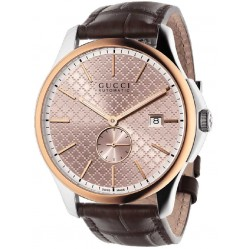 Gucci Mens Timeless Watch YA126314