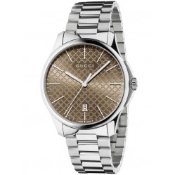 Gucci Mens Timeless Watch YA126317