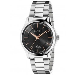 Gucci Mens Timeless Watch YA126432