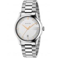 Gucci Mens G-Timeless Bracelet Watch YA126442