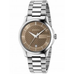 Gucci Mens G-Timeless Bracelet Watch YA126445