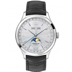 Montblanc Mens Heritage Automatic Strap Watch 112538