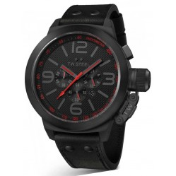 TW Steel Mens Canteen 45mm Strap Watch TW0902